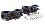 Cosworth TGV Delete Kit Subaru Impreza WRX, STI w/ Top Feed Injectors (EJ20, EJ25)