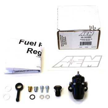 Adjustable Fuel Pressure Regulators