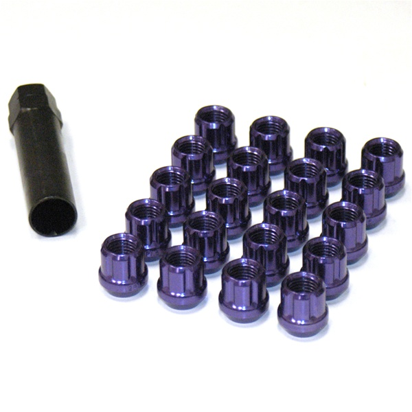 Muteki Spline Open End Lug Nut Nuts 12x1 50 1 5 For Lexus