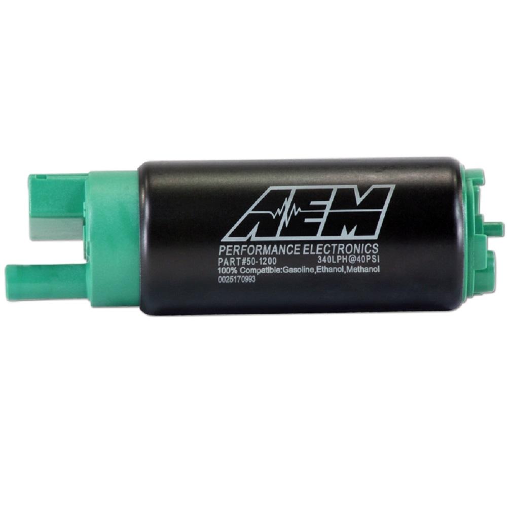 AEM HIGH FLOW E85 320LPH IN-TANK FUEL PUMP KIT P/N:50-1200 | eBay