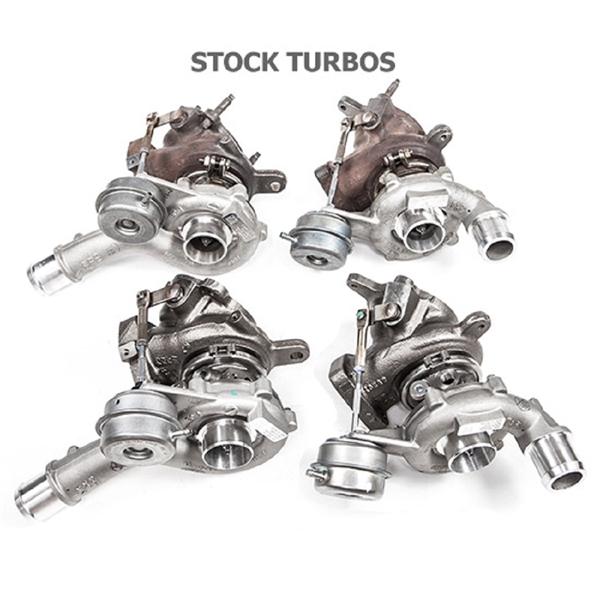 atp bolt on gt2256s twin turbo kit for 10 16 ford taurus sho 3 5l v6 ecoboost ebay. Black Bedroom Furniture Sets. Home Design Ideas