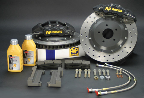 Brake Pros Big Brake Kits