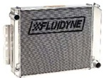 Fluidyne Direct Fit Aluminum Radiator 1967-1969 Chevy Camaro