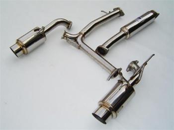 Invidia N1 Catback Exhausts