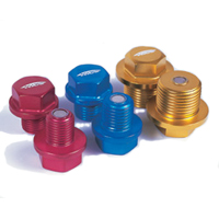 Project Kics Magnetic Drain Plug Bolts