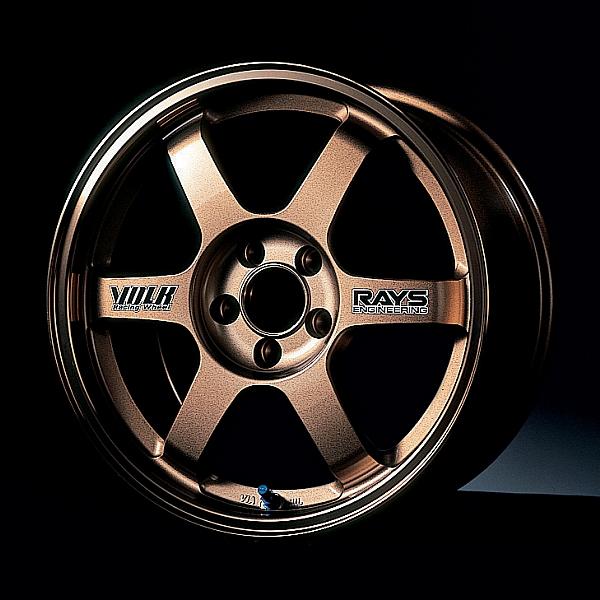 Volk Racing Wheels by Rays Engineering - TE37, RE30, SF Winning, CE28, Time Attack.