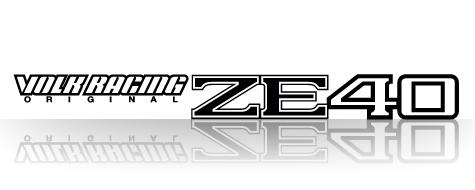 Volk Racing ZE40 Wheel
