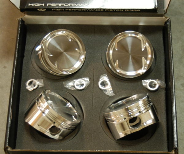 Cp Forged Pistons Sc7542 Mazda 1 8l Bp 84 00mm 9 0 1 Bpt