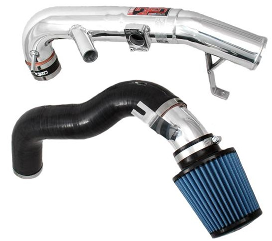 For Mitsubishi Lancer 09 15 Air Intake System Sp Series: Injen Cold Air Intake 09 Lancer Ralliart SP1837BLK