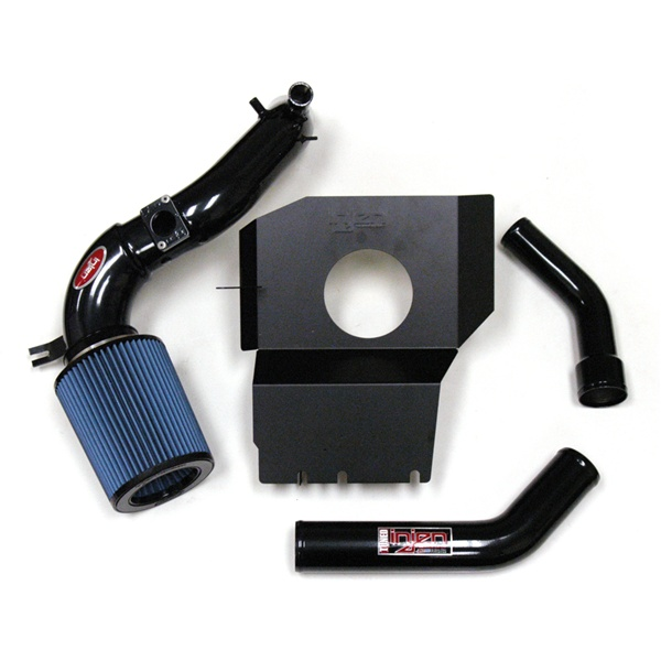 For Mitsubishi Lancer 09 15 Air Intake System Sp Series: INJEN SHORT RAM AIR INTAKE+UPPER IC PIPE FOR 08-15