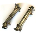 Synapse Exhaust System Components for the Nissan GT-R