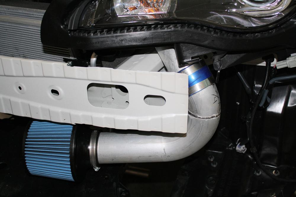 Boombop Custom Air Intake Systems