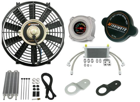 Mishimoto Cooling Accessories