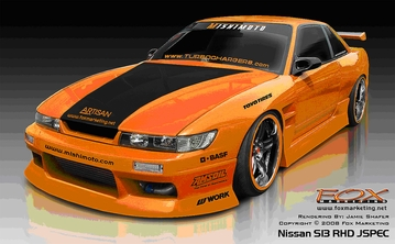 Mishimoto Project S13