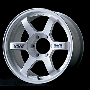 Volk Racing TE37 Large P.C.D. 18-inch Wheel