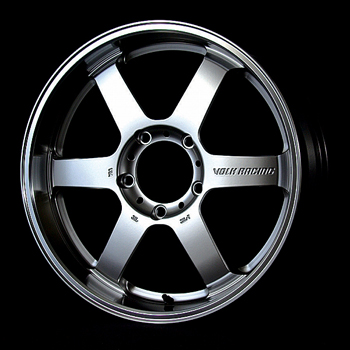 Volk Racing TE37 Large P.C.D. 20-inch Wheel