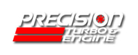 Precision Turbo & Engine Logo