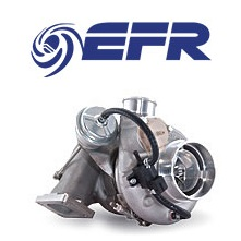 BorgWarner EFR-Series Turbochargers