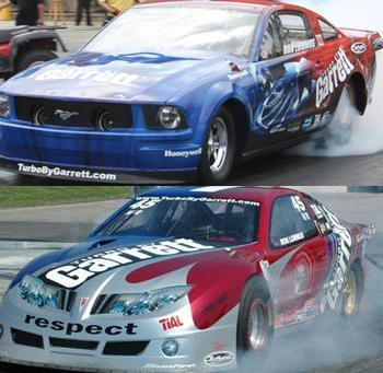 Garrett Race Cars
