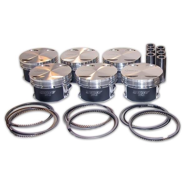 Manley Platinum Series Pistons for Subaru