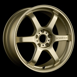 Prodrive GC-06H Wheel - British Gold