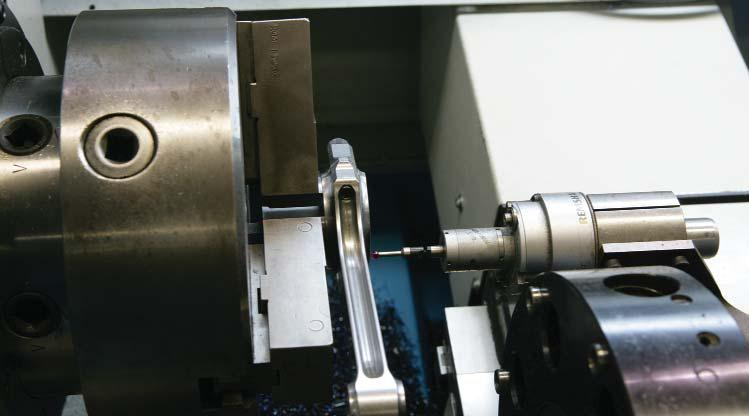 Carrillo Industries CNC-Machining Mill