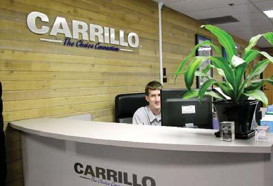 Carrillo high-tech design and manufacturing process is backed by a world-class service department providing knowledge and support unmatched in the industry.