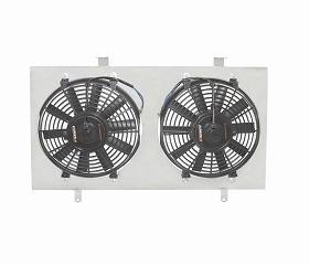 Mishimoto Aluminum Radiator Fan Shrouds